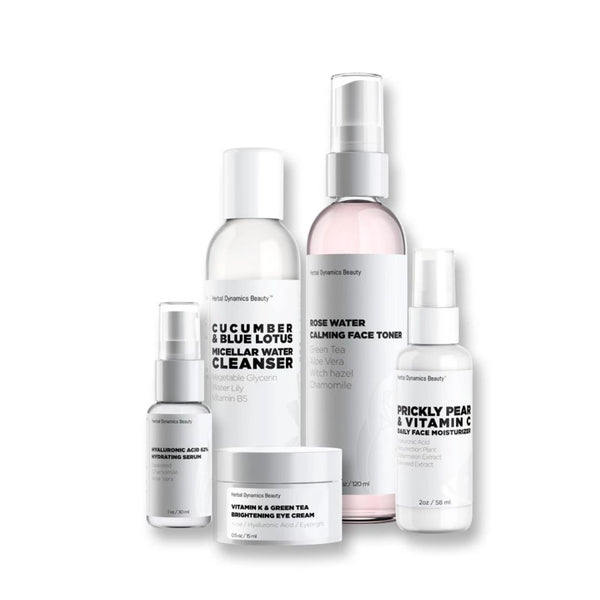 """LOVE YOUR SKIN"" DAILY SKINCARE ESSENTIALS KIT"