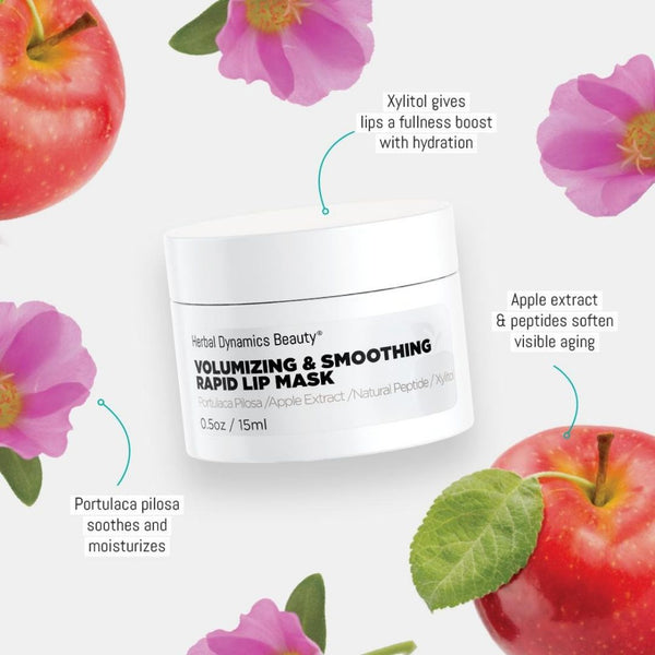 VOLUMIZING & SMOOTHING RAPID LIP MASK