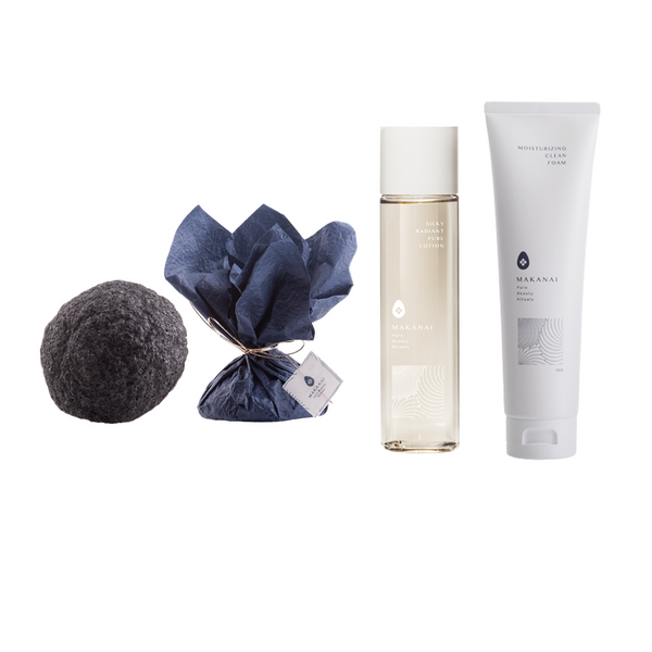 CLEANSING, TONING & EXFOLIATION TRIO