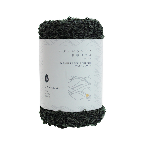 WASHI PAPER BODY SCRUB TOWEL