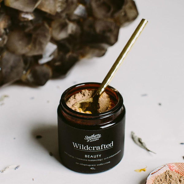 Adaptogens - Wildcrafted Beauty