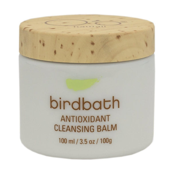 Cleansers And Toners - O'o Hawaii Birdbath Antioxidant Cleansing Balm
