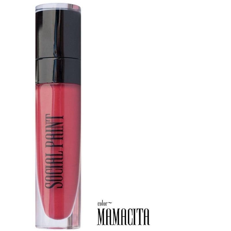 Color Cosmetics - Social Paint Mamacita Lip Gloss With SPF15