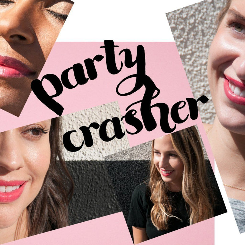Color Cosmetics - Social Paint Party Crasher Lip Gloss With SPF15