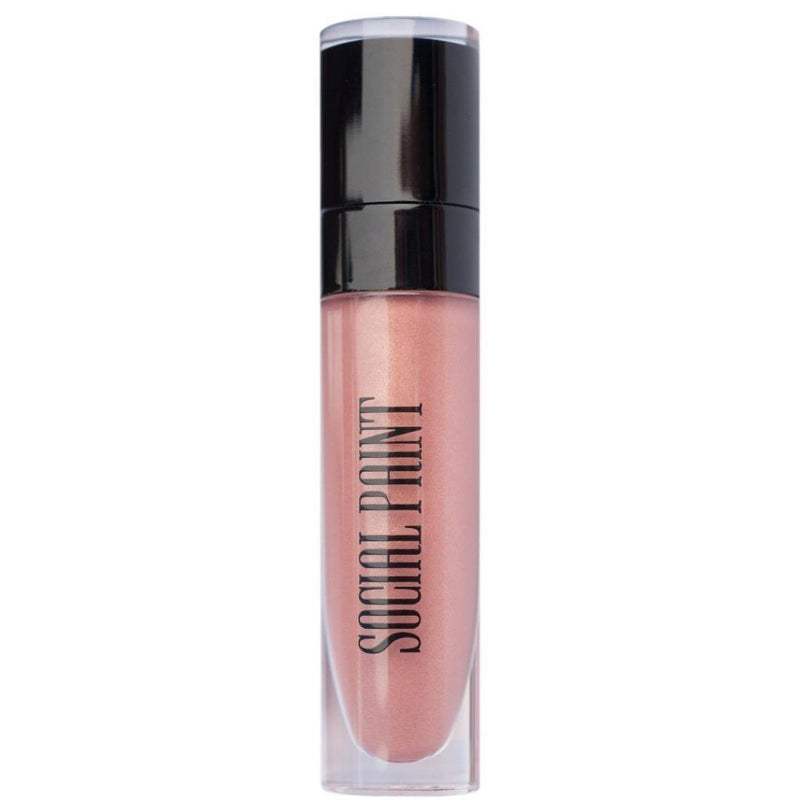 Color Cosmetics - Social Paint Real Housewife Lip Gloss With SPF15