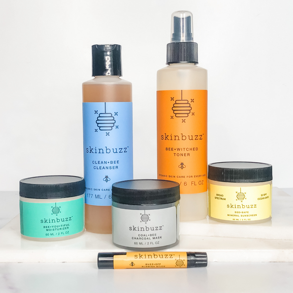 THE SKINBUZZ COLLECTION