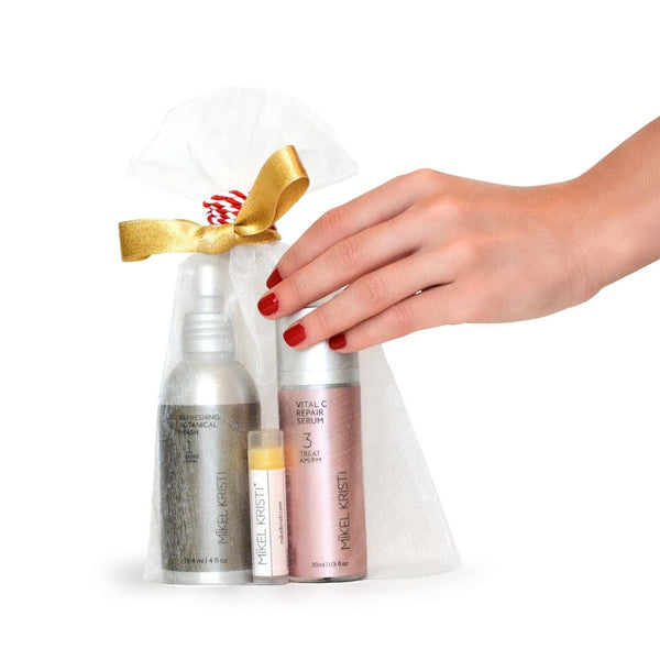 MERRY & BRIGHT GIFT SET