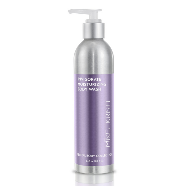 INVIGORATE MOISTURIZING BODY WASH