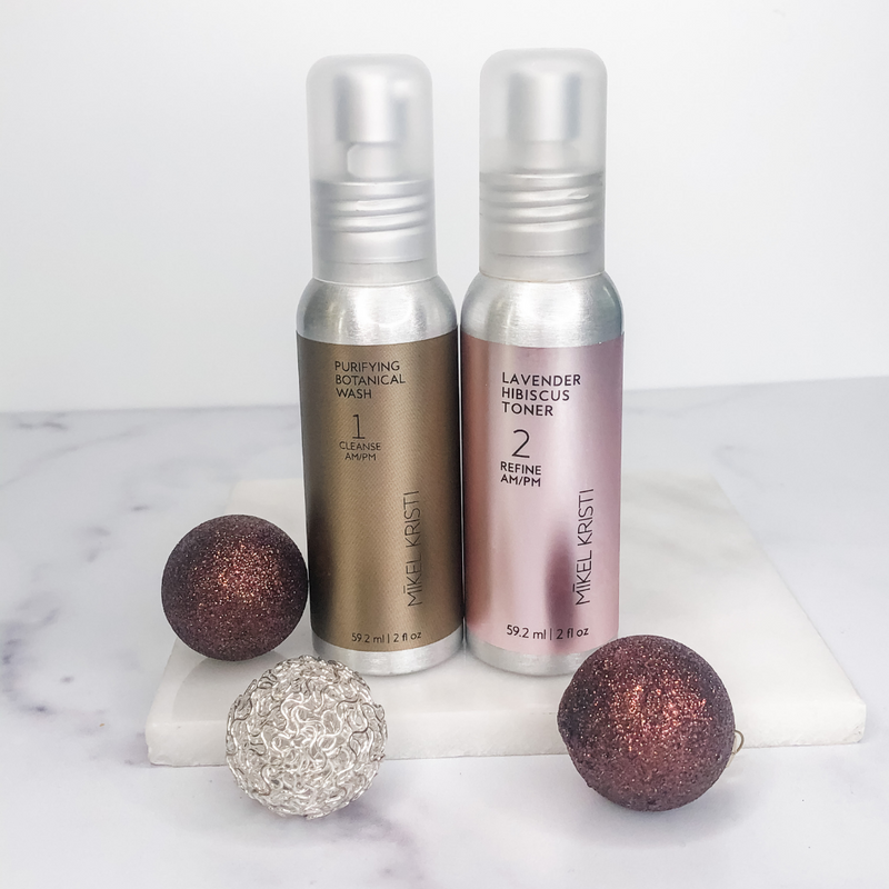 CLEANSE & TONE GIFT SET