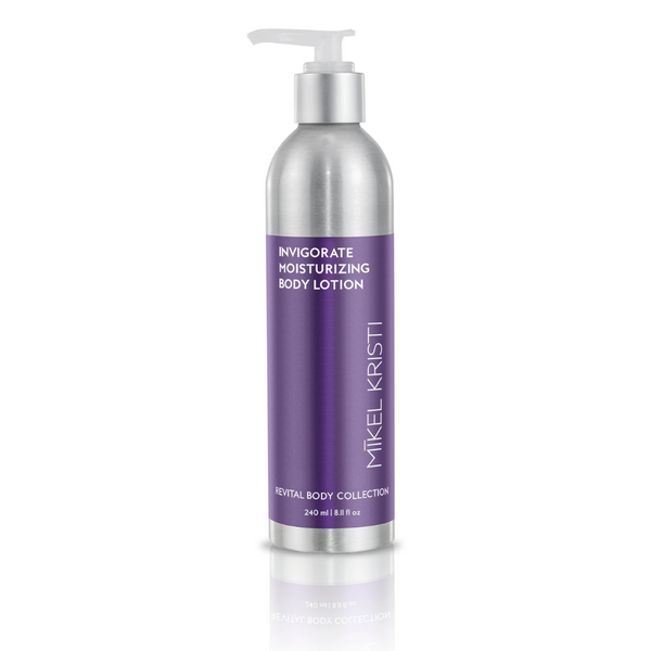 INVIGORATE MOISTURIZING BODY LOTION