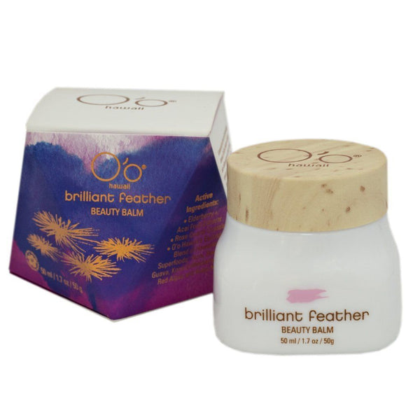 Moisturizers - O'o Hawaii Brilliant Feather Beauty Balm
