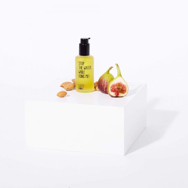 Moisturizers - Stop The Water While Using Me! Almond Fig Body Oil