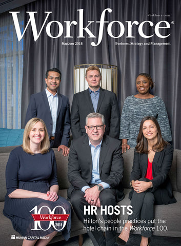 Workforce – May/June 2018