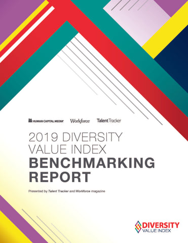 2019 Diversity Value Index Benchmarking Report