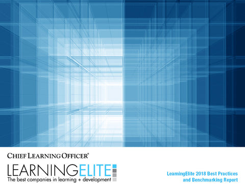 2018 LearningElite Best Practices and Benchmarking Report