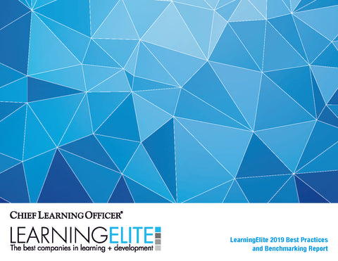 2019 LearningElite Best Practices and Benchmarking Report