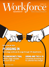 Workforce – September/October 2017