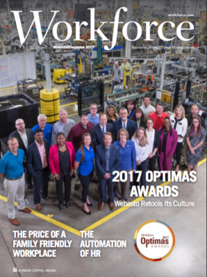 Workforce – November/December 2017