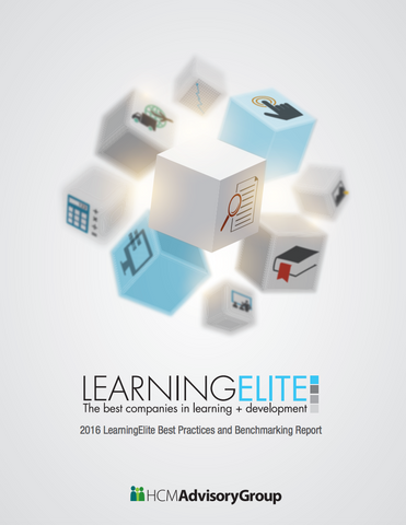 2016 LearningElite Best Practices and Benchmarking Report