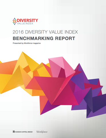 2016 Diversity Value Index Benchmarking Report