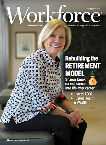 Workforce – March/April 2018