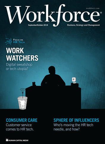 Workforce – September/October 2018