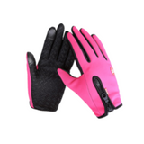 Gloves – Light, water-resistant, windproof, thermal gloves sensitive for smartphone use