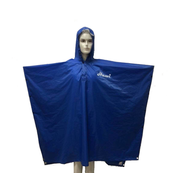 Rain Poncho - Adult Rain poncho without our branding