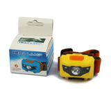 BEST FOR HIKING - Single strap hiking headlamp - hawioutdoors