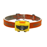 Single strap hiking headlamp - hawioutdoors