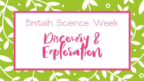 Gardening and British Science Week
