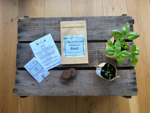 Grow your own Basil Grow Bag