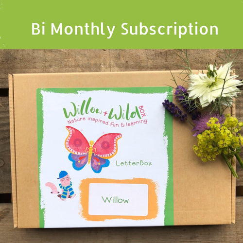 NEW Bi Monthly LetterBox Subscription