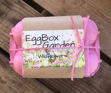 Wildflower Egg Box Garden