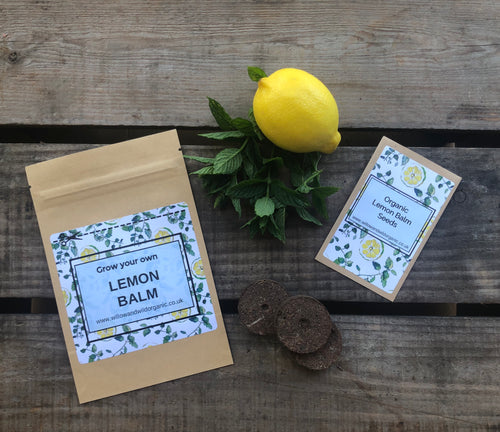 Grow your own Lemon Balm Grow Bag