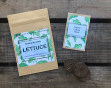 Grow your own Lettuce Grow Bag
