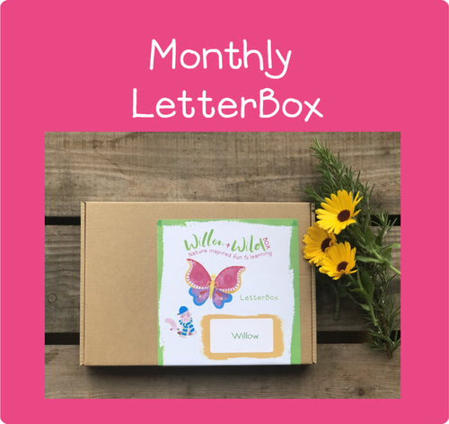 Monthly LetterBox Subscription Box