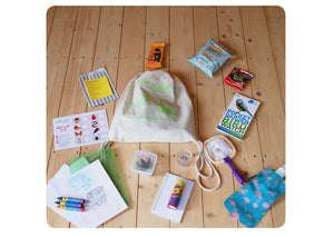 We're going on a bug & nature hunt bag - 6 to 11yrs