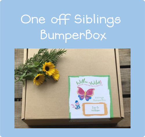 One-Off Siblings Bumper Box