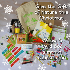 3 Month Christmas Gift Subscription - £30 for 3 months £10 per month