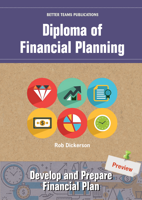 Develop and Prepare Financial Plan