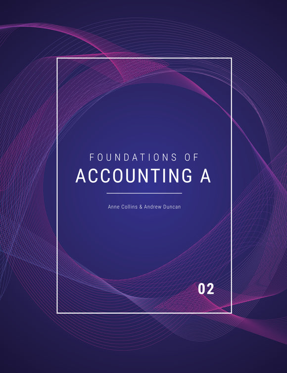 Foundations of Accounting A