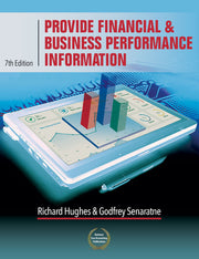 Provide financial & business performance information (2018) - Book