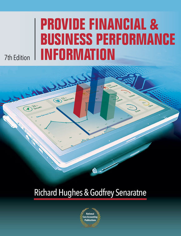 Provide Financial & Business Performance Information