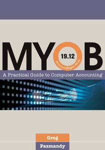 MYOB v19.12 AccountRight Plus