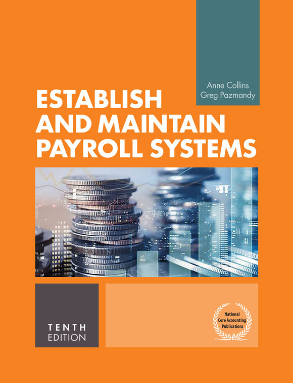 Establish and Maintain Payroll Systems