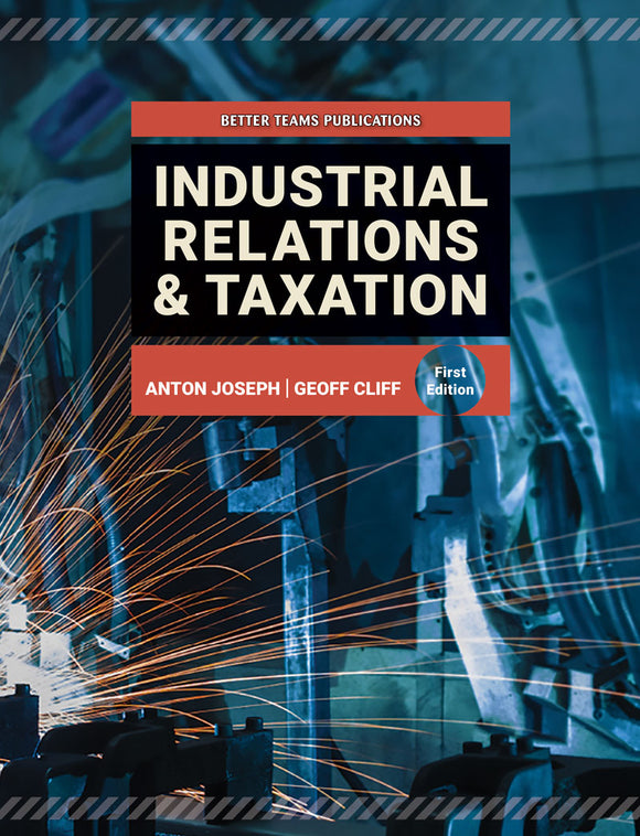 Industrial Relations & Taxation