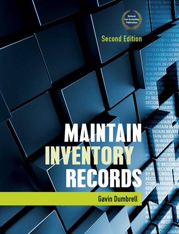 Maintain Inventory Records