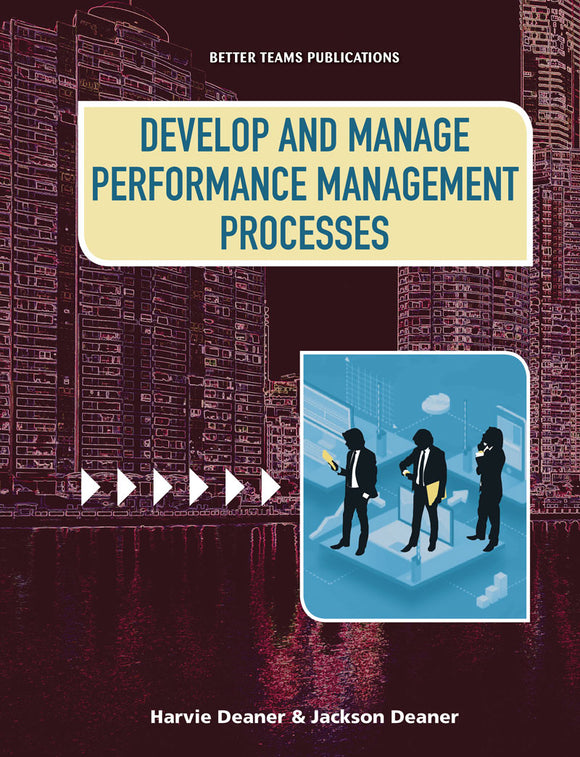 Develop and Manage Performance Management Processes