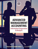 Advanced Management Accounting: Information Preparation & Analysis